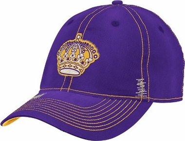 Los Angeles Kings Garment Washed Meshback Flex Slouch Hat