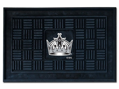 Los Angeles Kings Heavy Duty Vinyl Doormat
