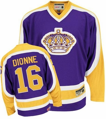 Los Angeles Kings Marcel Dionne CCM Team Color Premier Jersey