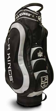 Los Angeles Kings Medalist Cart Bag