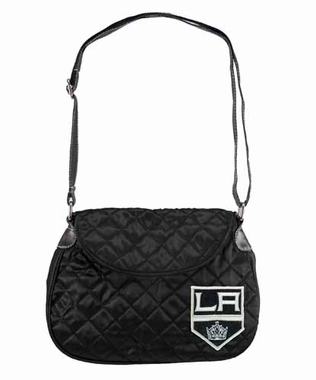 Los Angeles Kings Quilted Saddlebag