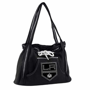 Los Angeles Kings Sport Noir Hoodie Purse