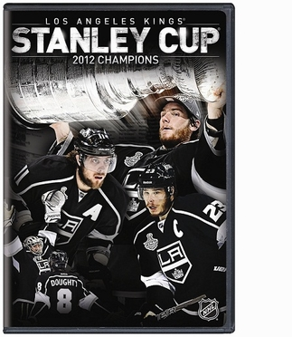 Los Angeles Kings Stanley Cup Champs DVD