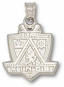 Los Angeles Kings Sterling Silver Pendant