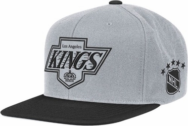 Los Angeles Kings Throwback Snapback Hat