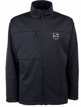 Los Angeles Kings Mens Traverse Jacket (Team Color: Black)