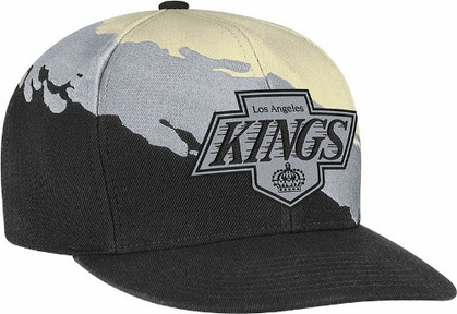 Los Angeles Kings Vintage Paintbrush Snap Back Hat