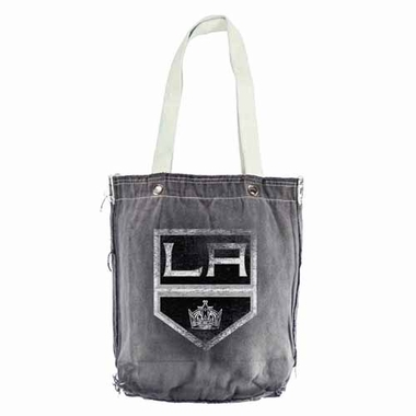 Los Angeles Kings Vintage Shopper (Black)