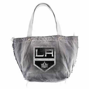 Los Angeles Kings Vintage Tote (Black)