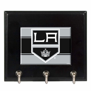 Los Angeles Kings Wooden Keyhook Rack