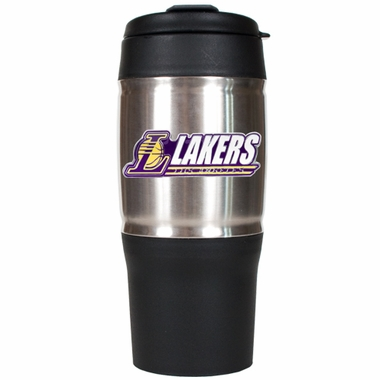 Los Angeles Lakers 18oz Oversized Travel Tumbler