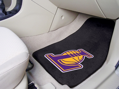 Los Angeles Lakers 2 Piece Car Mats