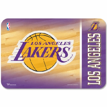Los Angeles Lakers 20 x 30 Mat