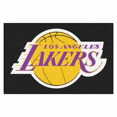 Los Angeles Lakers 20 x 30 Rug