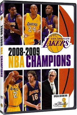 Los Angeles Lakers 2009 NBA Camps DVD
