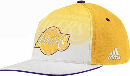 Los Angeles Lakers 2011 Darft Day Hat