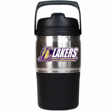 Los Angeles Lakers 48oz Travel Jug