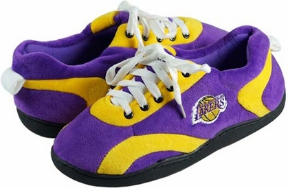 Los Angeles Lakers All Around Sneaker Slippers