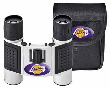 Los Angeles Lakers Binoculars and Case