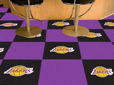 Los Angeles Lakers Carpet Tiles