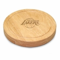 Los Angeles Lakers Circo Cheese Board