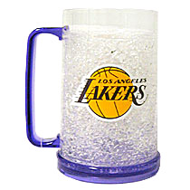 Los Angeles Lakers Crystal Freezer Mug