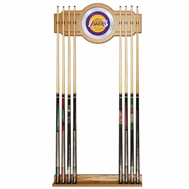 Los Angeles Lakers Cue Rack