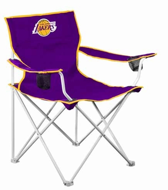 Los Angeles Lakers Deluxe Adult Folding Logo Chair