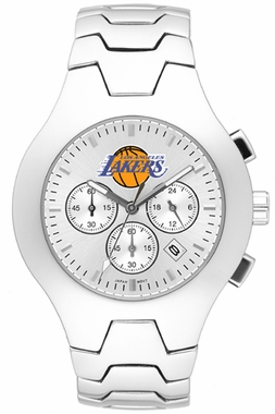 Los Angeles Lakers Hall of Fame Mens Watch