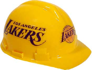 Los Angeles Lakers Hard Hat