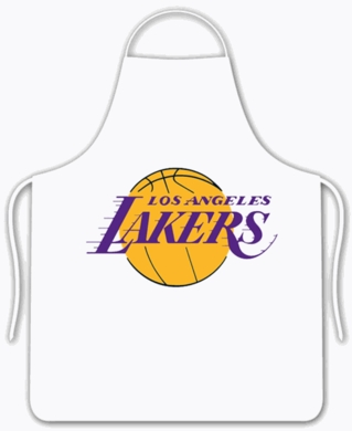 Los Angeles Lakers Heavy Duty Apron