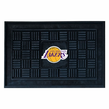 Los Angeles Lakers Heavy Duty Vinyl Doormat