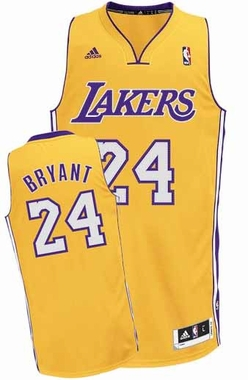 Los Angeles Lakers Kobe Bryant Revolution 30 Swingman Jersey