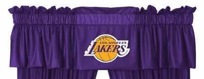 Los Angeles Lakers Logo Jersey Material Valence