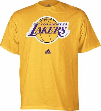 Los Angeles Lakers Logo Premiere T-Shirt