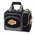 Los Angeles Lakers Malibu Picnic Cooler (Black)