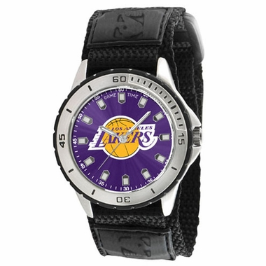 Los Angeles Lakers Mens Veteran Watch