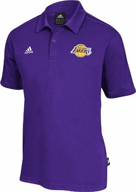 Los Angeles Lakers NBA On-Court Coaches Polo Shirt