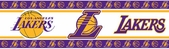Los Angeles Lakers Wall Decorations