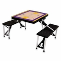 Los Angeles Lakers Picnic Table Sport (Black)