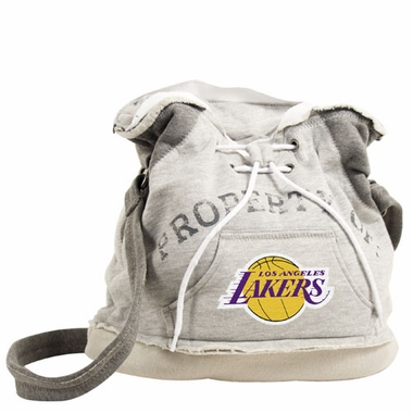 Los Angeles Lakers Property of Hoody Duffle
