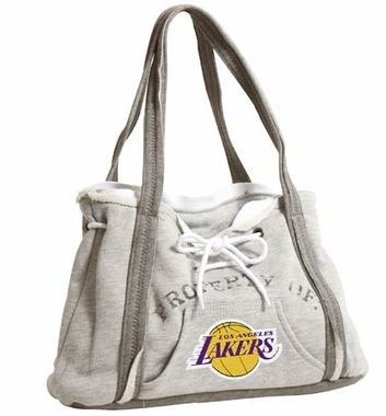 Los Angeles Lakers Property of Hoody Purse