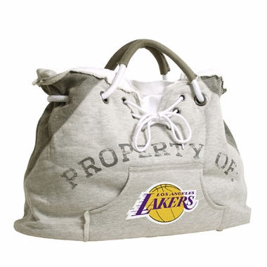 Los Angeles Lakers Property of Hoody Tote