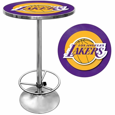 Los Angeles Lakers Pub Table