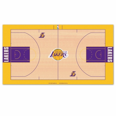 Los Angeles Lakers Runner Mat