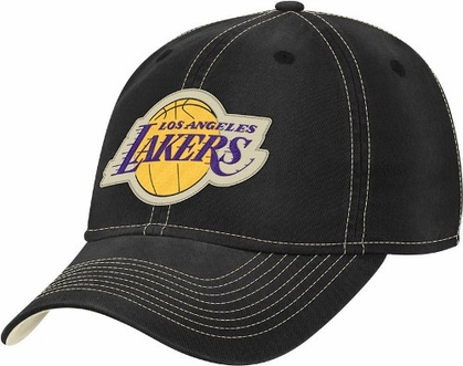 Los Angeles Lakers Slouch Washed Adjustable Hat
