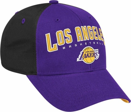 Los Angeles Lakers Structured Adjustable Hat