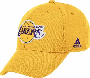 Los Angeles Lakers Structured Flex Hat