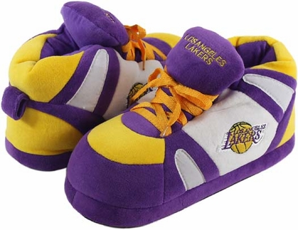 Los Angeles Lakers UNISEX High-Top Slippers