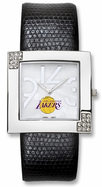 Los Angeles Lakers Women's Glamour Watch